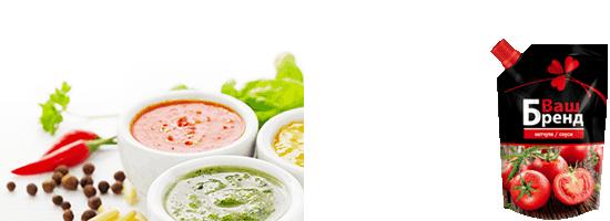 Масложировая продукция и кетчупы